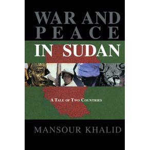 War-and-Peace-In-Sudan