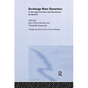 Exchange-Rate-Dynamics