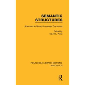 Semantic-Structures--RLE-Linguistics-B