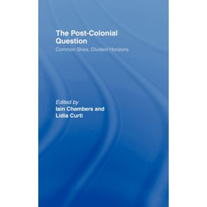The-Postcolonial-Question