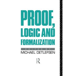 Proof-Logic-and-Formalization