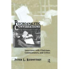Psychoanalytic-Conversations
