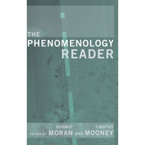 The-Phenomenology-Reader