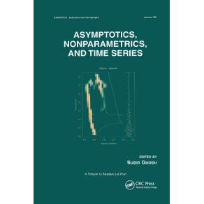 Asymptotics-Nonparametrics-and-Time-Series