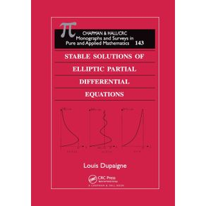 Stable-Solutions-of-Elliptic-Partial-Differential-Equations