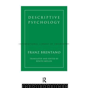 Descriptive-Psychology