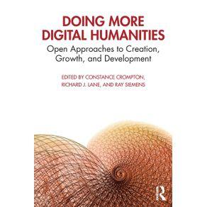 Doing-More-Digital-Humanities