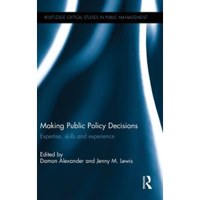 Making-Public-Policy-Decisions