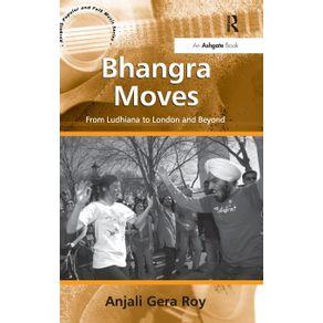 Bhangra-Moves