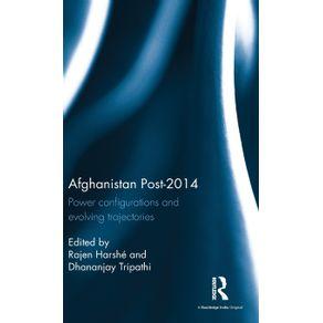 Afghanistan-Post-2014
