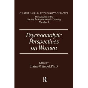 Psychoanalytic-Perspectives-On-Women