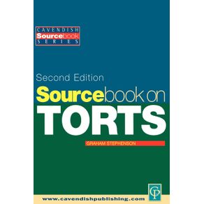 Sourcebook-on-Tort-Law-2-e