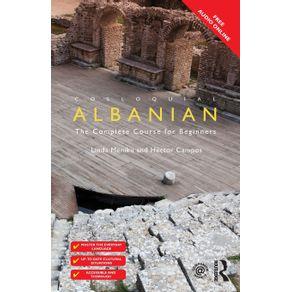 Colloquial-Albanian