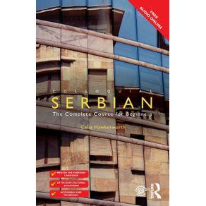Colloquial-Serbian