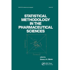 Statistical-Methodology-in-the-Pharmaceutical-Sciences