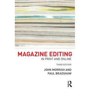 Magazine-Editing
