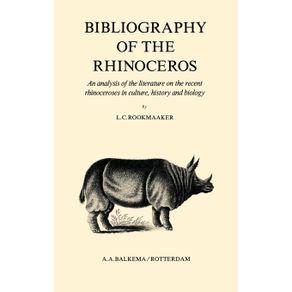 Bibliography-of-the-Rhinoceros
