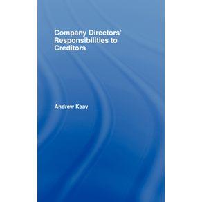 Company-Directors-Responsibilities-to-Creditors