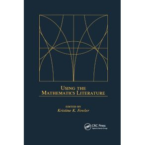Using-the-Mathematics-Literature