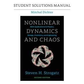 Student-Solutions-Manual-for-Nonlinear-Dynamics-and-Chaos-2nd-edition