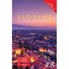 Colloquial-Slovene