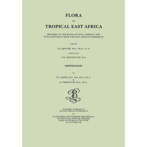 Flora-of-Tropical-East-Africa---Sapindaceae--1998-