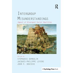 Intergroup-Misunderstandings