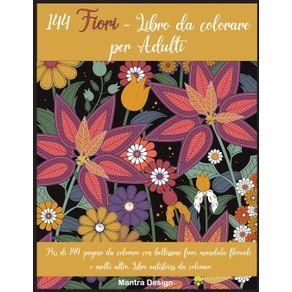 144-Fiori---Libro-da-colorare-per-Adulti