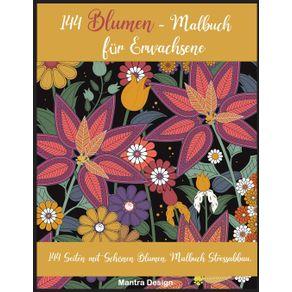 144-Blumen---Malbuch-fur-Erwachsene