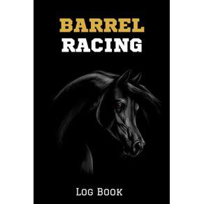 Barrel-Racing-Log-Book