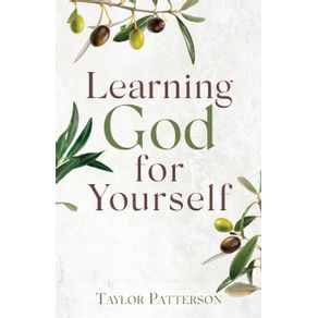 Learning-God-for-Yourself