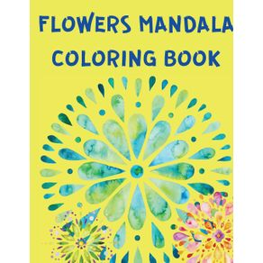 Flowers-Mandala-Coloring-Book