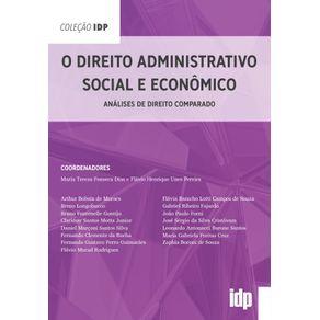 O-direito-administrativo-social-e-economico--Analises-de-direito-comparado