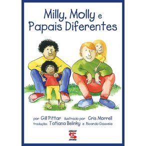 Milly-Molly-e-os-papais-diferentes