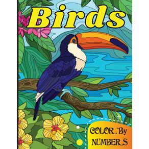 Birds-Color-By-Numbers