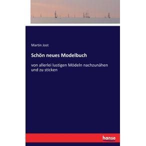 Schon-neues-Modelbuch
