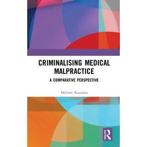 Criminalising-Medical-Malpractice