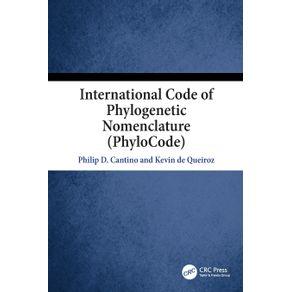 International-Code-of-Phylogenetic-Nomenclature--PhyloCode-