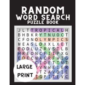 Random-Word-Search-Puzzle-Book