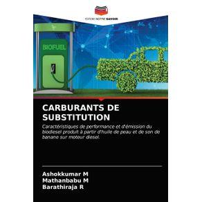CARBURANTS-DE-SUBSTITUTION