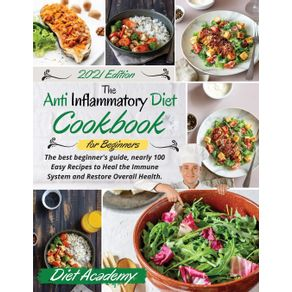 The-Anti-Inflammatory-Diet-cookbook--for-beginners