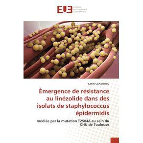 Emergence-de-resistance-au-linezolide-dans-des-isolats-de-staphylococcus-epidermidis