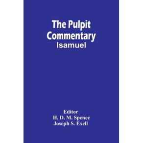 The-Pulpit-Commentary---Isamuel