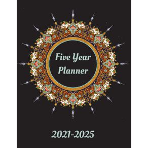 Five-Year-Planner