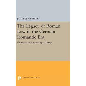 The-Legacy-of-Roman-Law-in-the-German-Romantic-Era