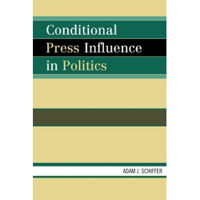 Conditional-Press-Influence-in-Politics
