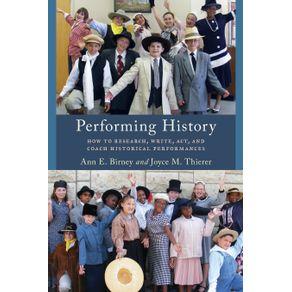 Performing-History