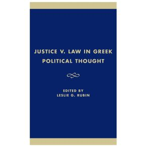 Justice-v.-Law-in-Greek-Political-Thought