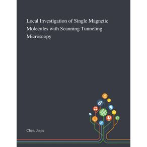 Local-Investigation-of-Single-Magnetic-Molecules-With-Scanning-Tunneling-Microscopy