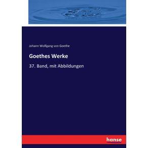 Goethes-Werke